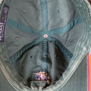 Polo by Ralph Lauren Accessories - VTG POLO RL SIT DOWN EXECUTIVE BEAR HAT
